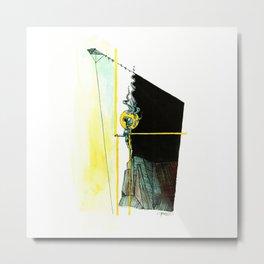 Wind catcher Metal Print