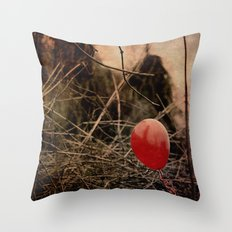 Survival Throw Pillow