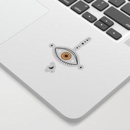 Universe Eye II Sticker