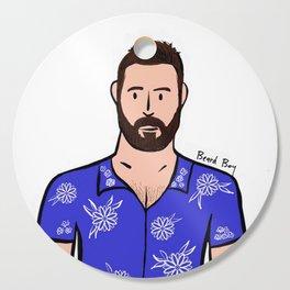Beard Boy: Alejandro Cutting Board