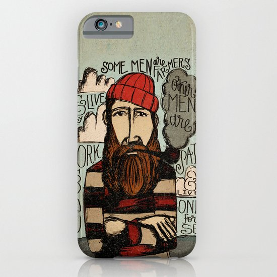 SOME MEN ARE SAILORS iPhone & iPod Case