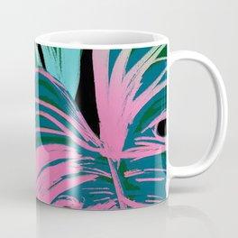 colored leaves Coffee Mug