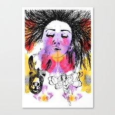 Breathe, Dream Canvas Print