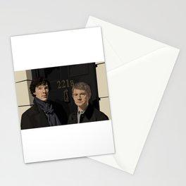 """221B"" Stationery Cards"