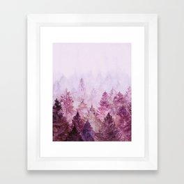 Fade Away II Framed Art Print