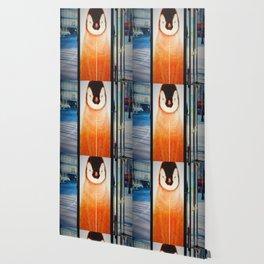 PENGUIN BUSTOP Wallpaper