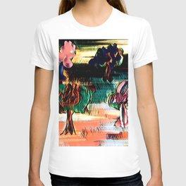Surreal vision T-shirt