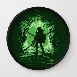LINK - Legend of Zelda Wall Clock