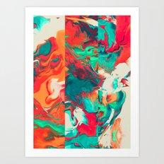 Beris Art Print