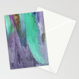 413 - Abstract Colour Design Stationery Cards