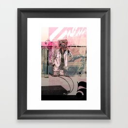 PLANNED OBSOLESCENCE Framed Art Print