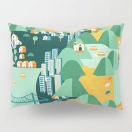 Floripa Brazil Pillow Sham
