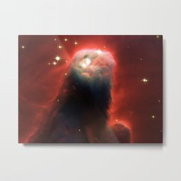 Space pillar of gas Metal Print