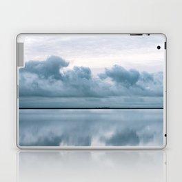 Epic Sky reflection in Iceland - Landscape Photography Laptop & iPad Skin
