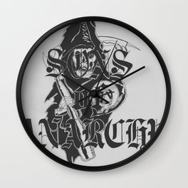 Sons of Anarchy Wall Clock