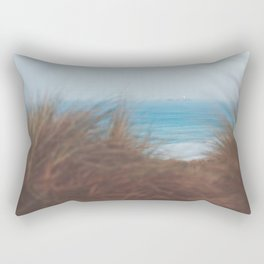 To The Lighthouse Rectangular Pillow