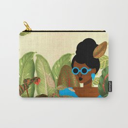 Bayou Girl III Carry-All Pouch