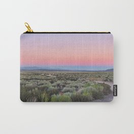 California Desert Road Carry-All Pouch