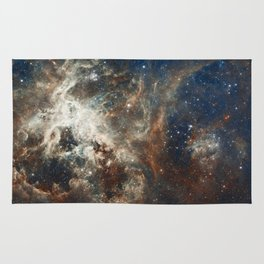 In the Heart of the Tarantula Nebula Rug