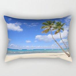 Palmtree Duo Rectangular Pillow