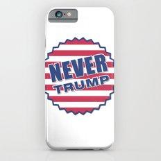 Never Trump (2) iPhone 6s Slim Case