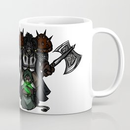 Defend Your Healers (Wordless) Coffee Mug
