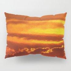 Sunset Layers | Ferntree Gully Pillow Sham