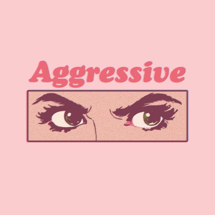 Aggressive Duvet Cover