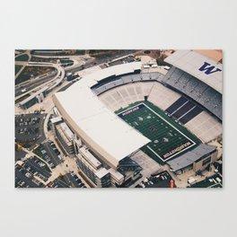 Husky Stadium Canvas Print