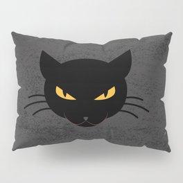 Evil Kitty Pillow Sham