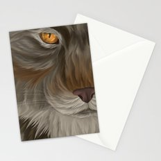Wild Cat  Stationery Cards