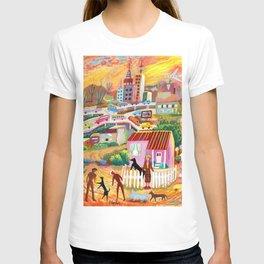 Buckeye Road Phoenix T-shirt