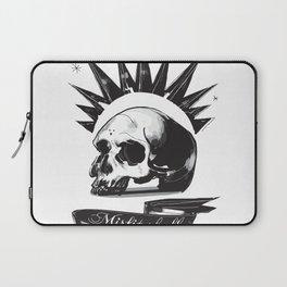 Misfit Skull Laptop Sleeve