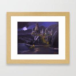 First of Many Framed Art Print