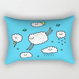 Happy Weather Rectangular Pillow