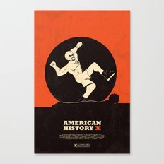 american history x. Canvas Print