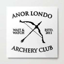 Anor Londo Metal Print