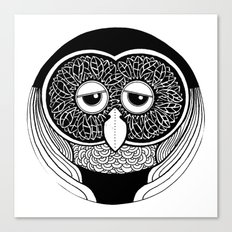 OOwl Canvas Print