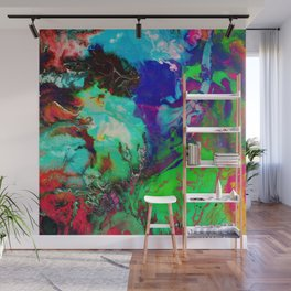 JUST COLOUR Wall Mural