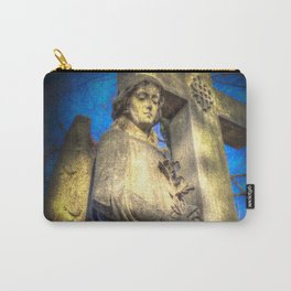 Angel Watching Over You Carry-All Pouch