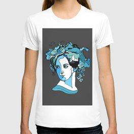 Fanny Mendelssohn Bartholdy Hensel German Pianist Female Woman Women Composer Music Musician Art Fem T-shirt