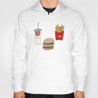 fleetwood mac Hoodies featuring Big Mac by Onvit Kwon