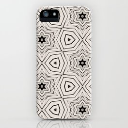 Paper Stars iPhone Case