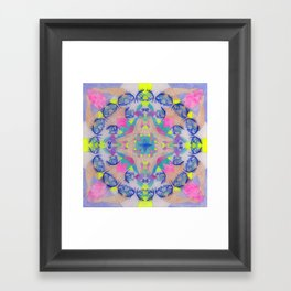 Inner Space 1 Framed Art Print