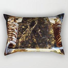 Rusted Springs Rectangular Pillow