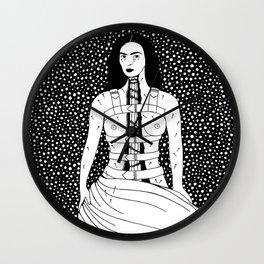 Frida Kahlo - Broken Column Wall Clock