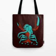 Crabonster Tote Bag