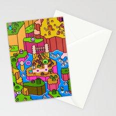 SMW World 2 Stationery Cards