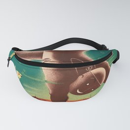 cartello loterie nationale plages 16e Fanny Pack