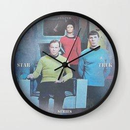 Star Trek Bridge Wall Clock